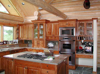 perma-chink trull forest products franklin north carolina  log home sealant